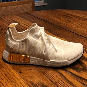 Size 8 Women's NMD Adidas shoes